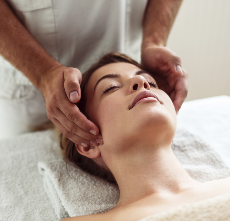 Get a Massage by a Massage School student in Houston